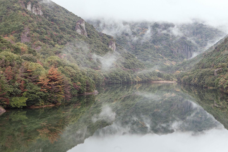 Ryumon Dam2 / Arita town / Saga / Japan