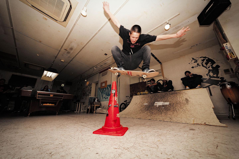Sasebo HTB – Skatepark Harry