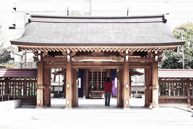 Fukuoka – Tenjin City