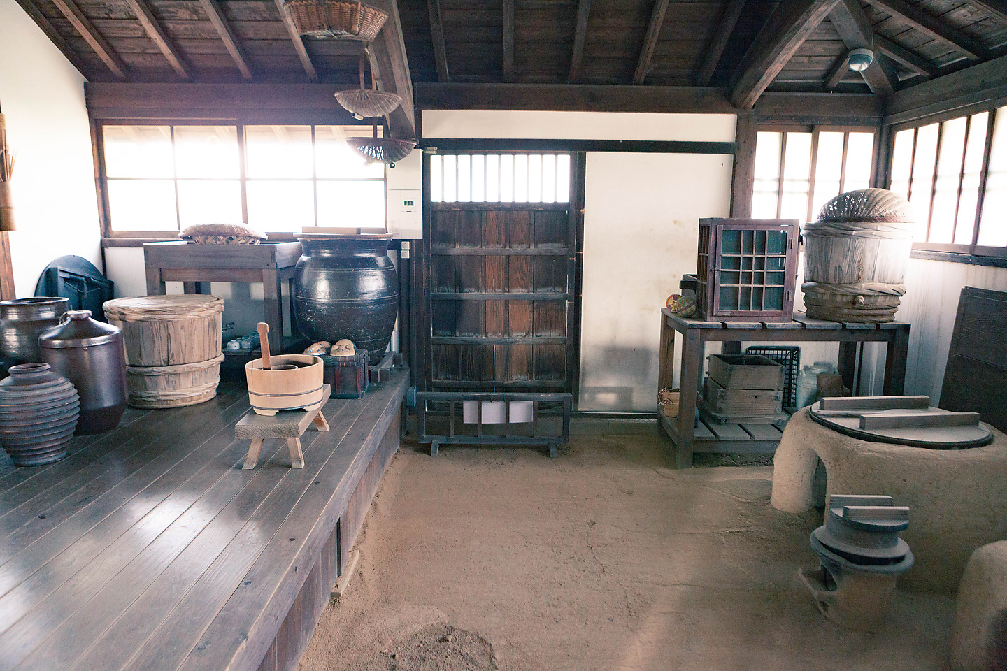 Reclamation village – Isahaya Kantaku no Sato