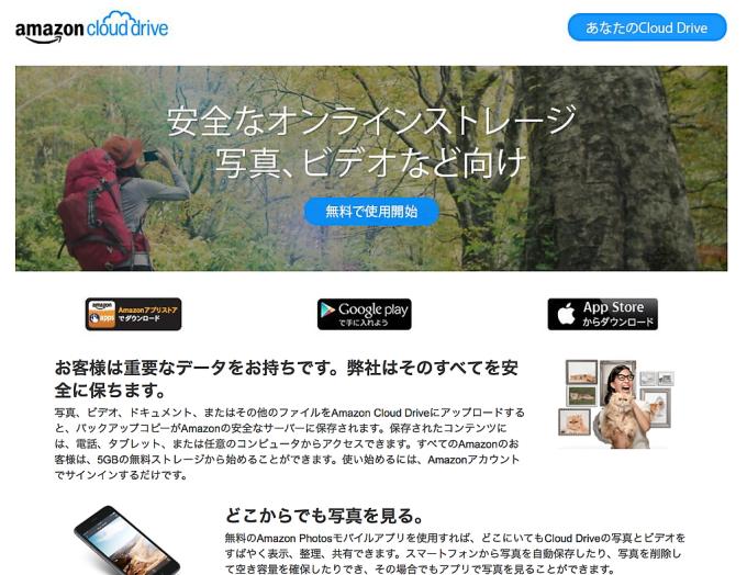 既にAmazonにログインしている状態なら無料で使用開始を押すと始まります。