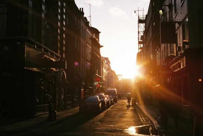 city-cars-houses-street