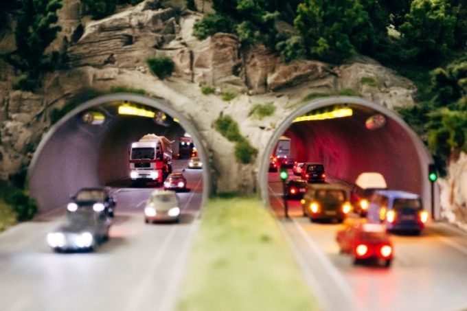 highway-tunnel