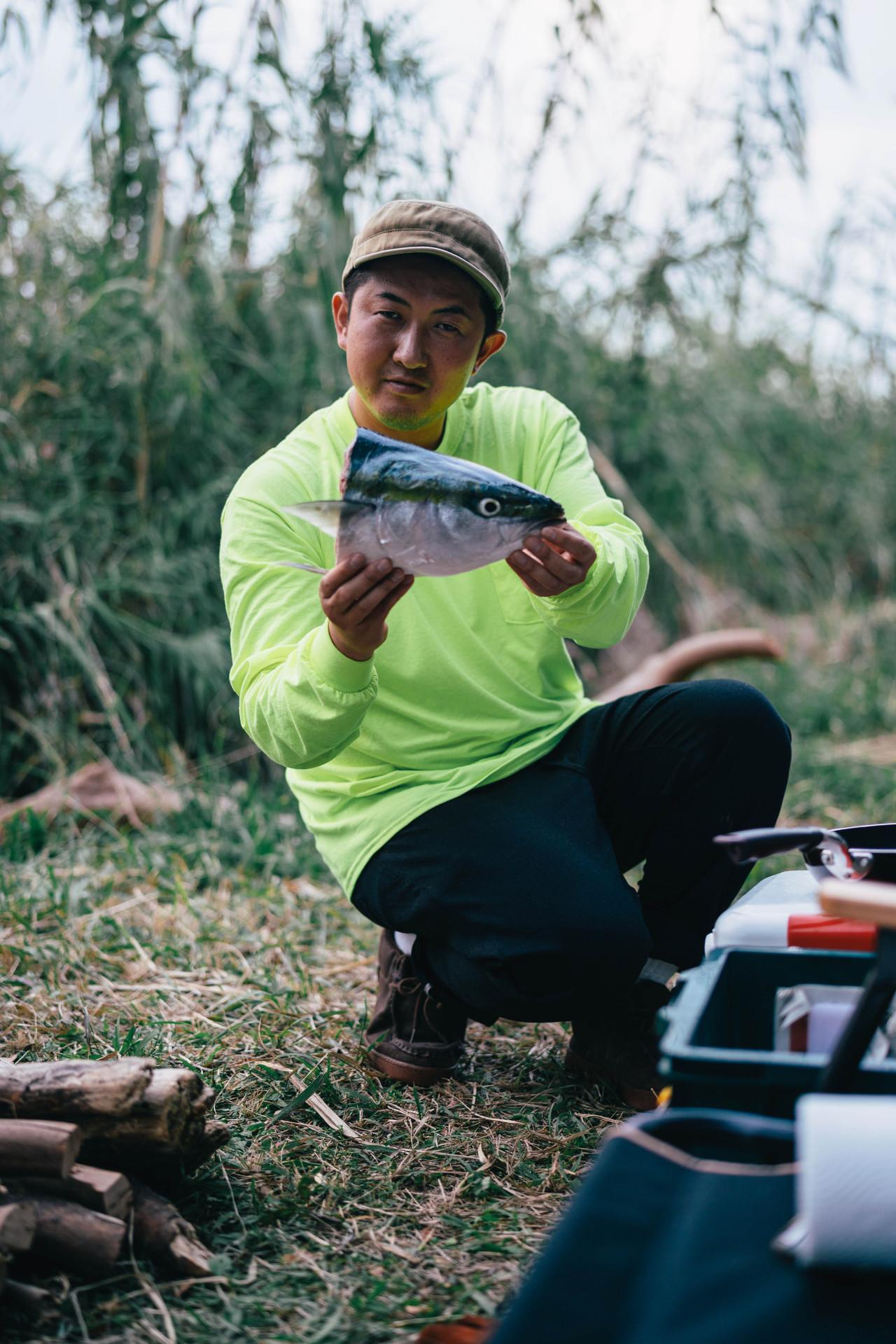 Nanatsugama camp day1