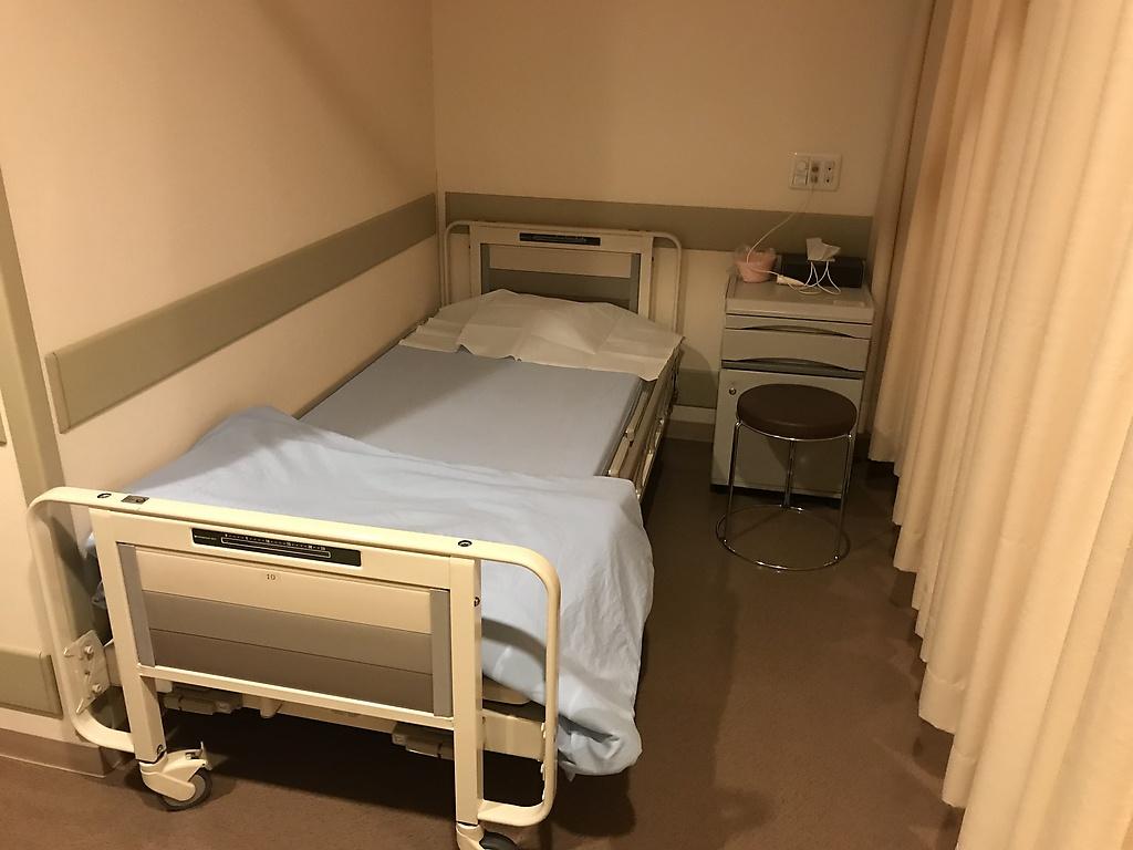 救護室使用前